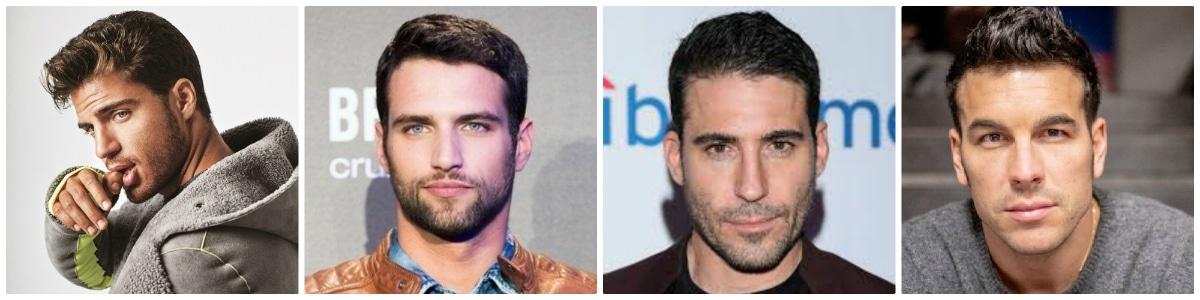 Actores guapos españoles
