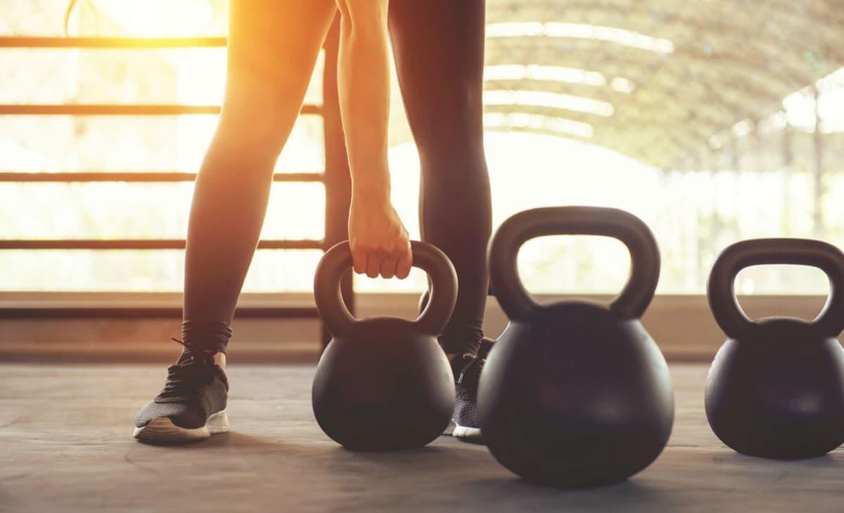 rutinas de gimnasio eficiente