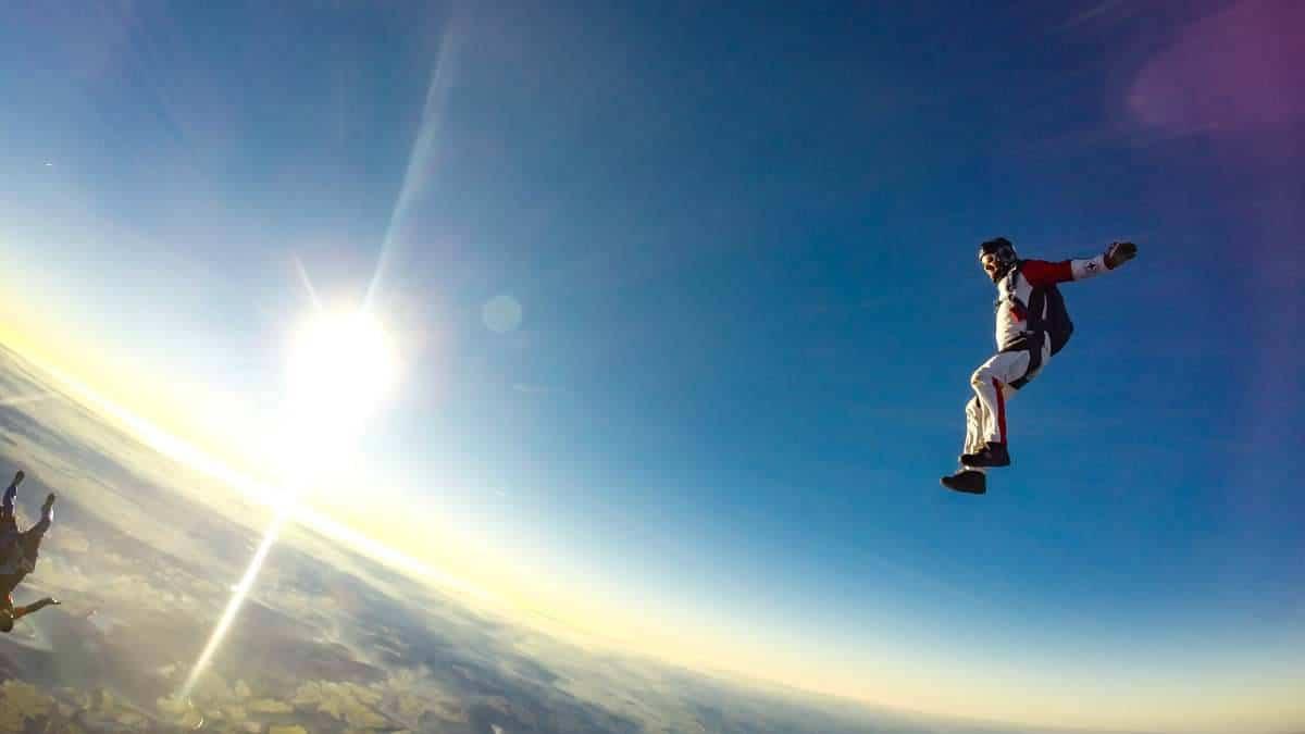 salto libre