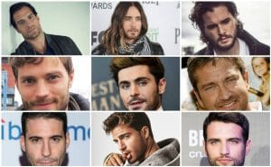 Actores guapos