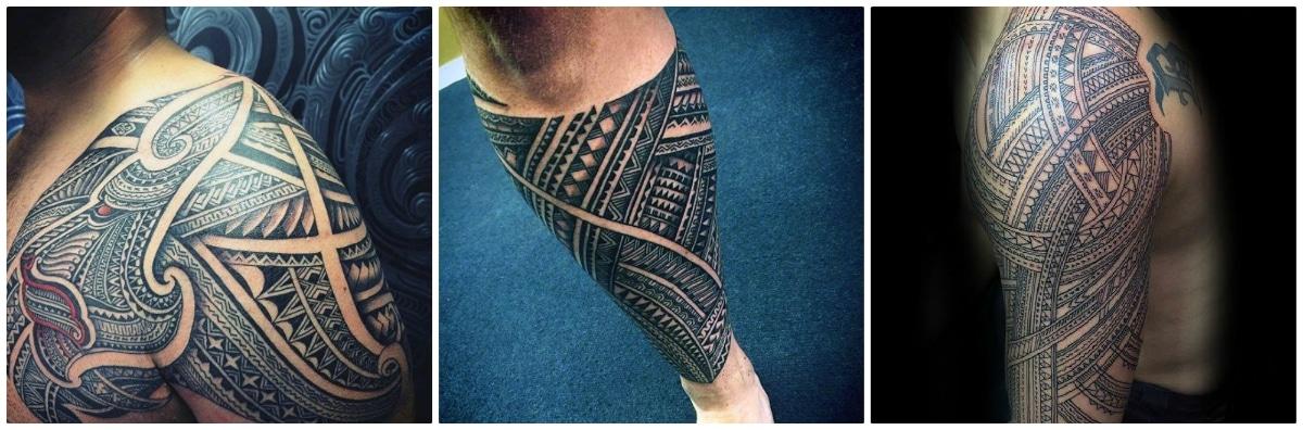 Tatuaje Samoano