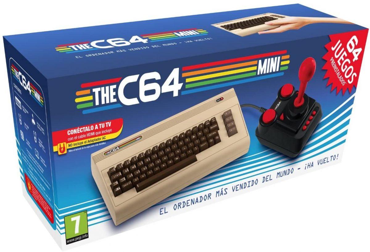 The C64 Mini – Deep Silver