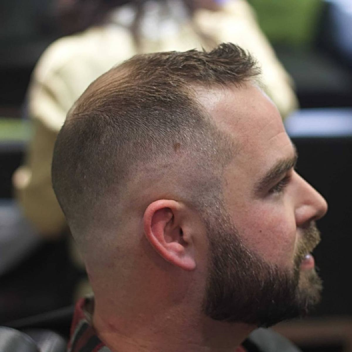 cortes de pelo para calvos