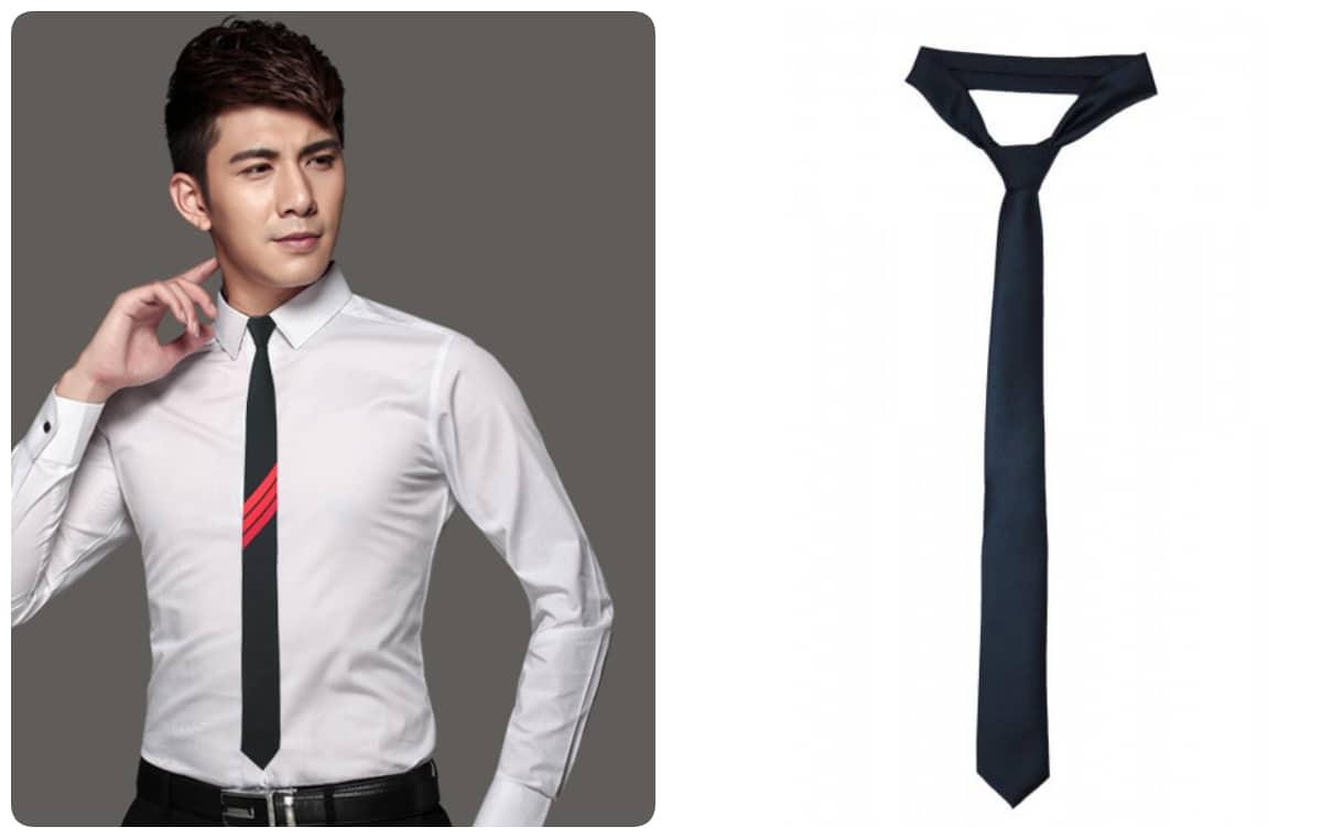 corbata slim