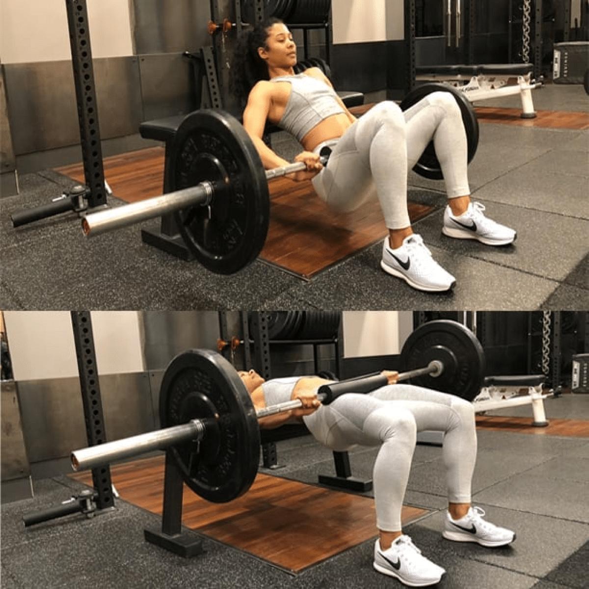 ejercicios de gluteos gimnasio