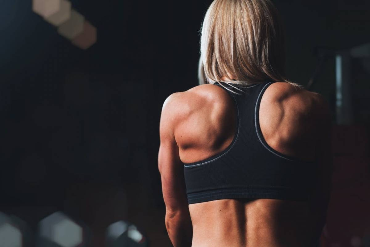 espalda fuerte