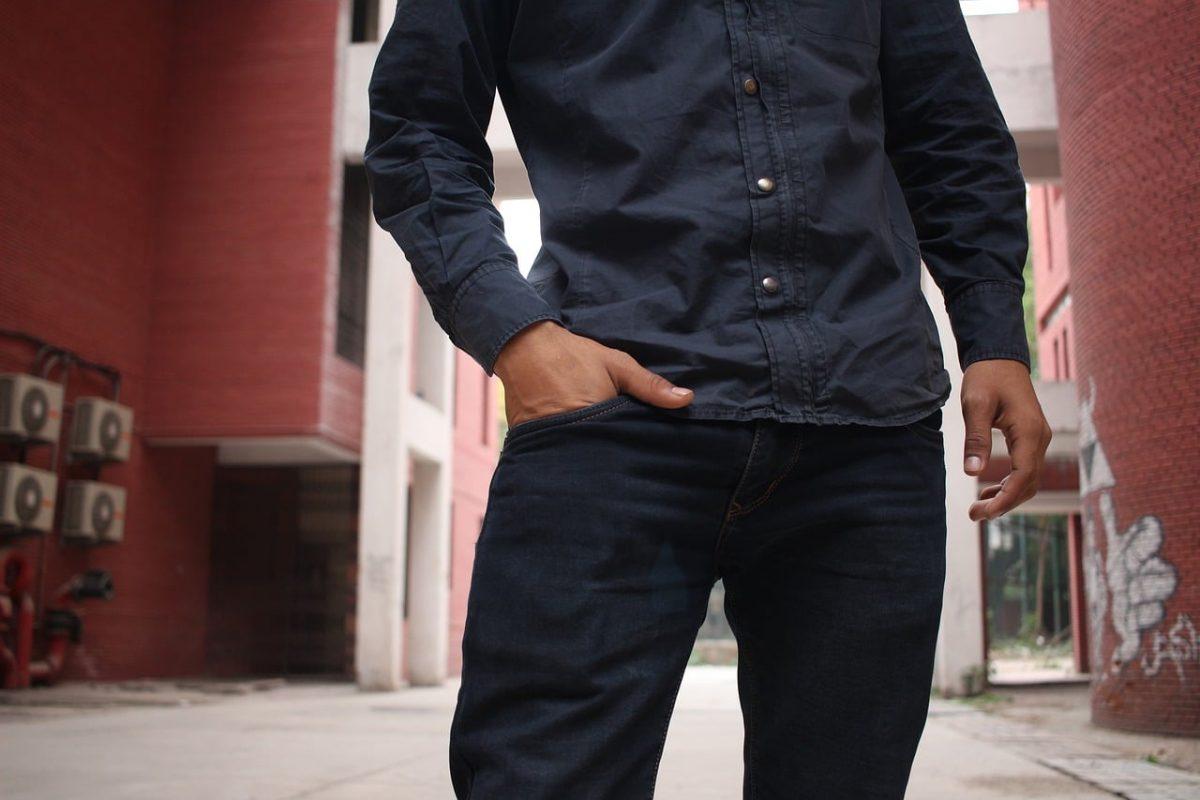 Moda casual en hombres