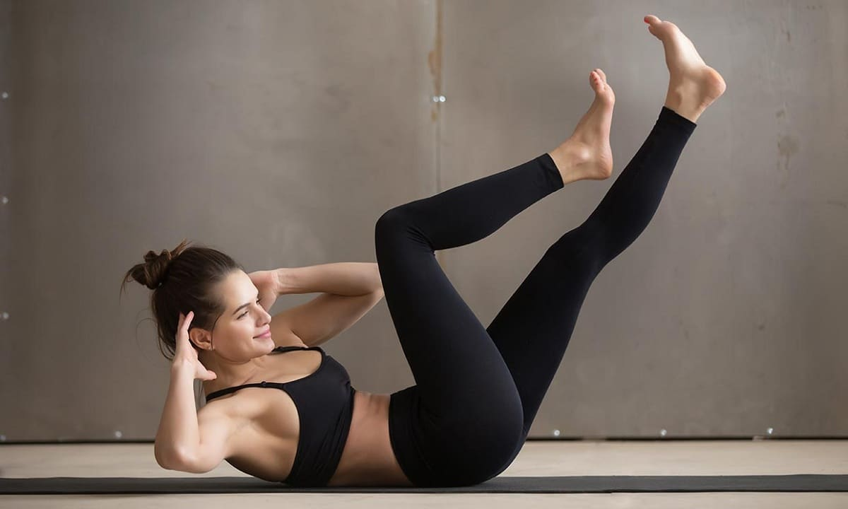 ejercicios de abdominales inferiores para marcar v