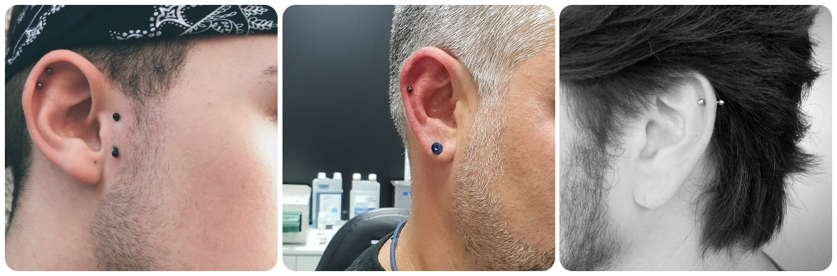 Piercings Helix
