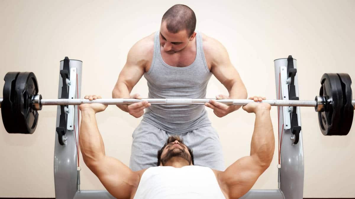 ejercicios para el pectoral