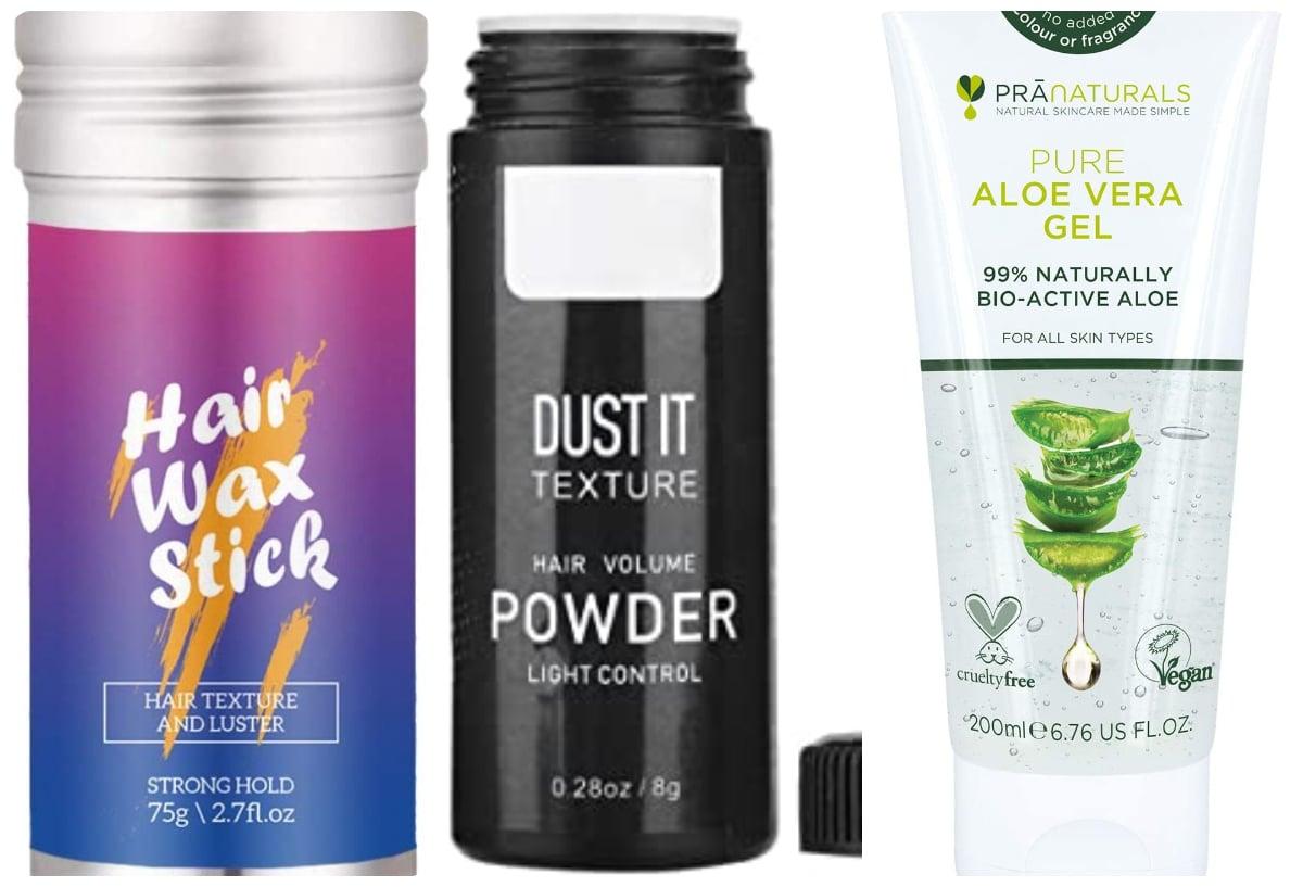 Productos para el cabello graso