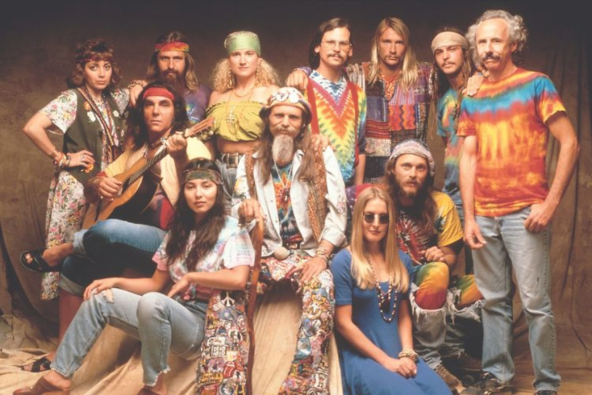 Estilo hippie y bohemio