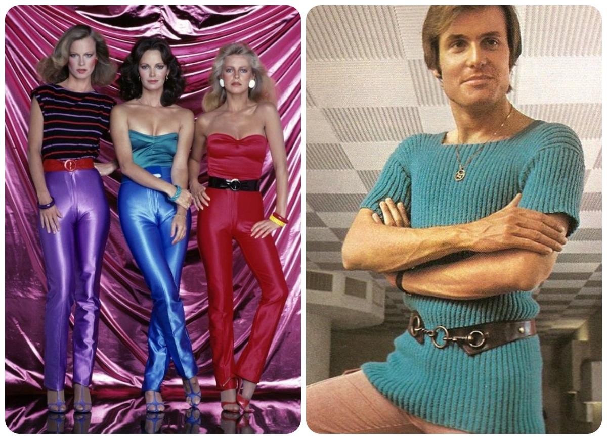 La moda en lo años 70' en hombres