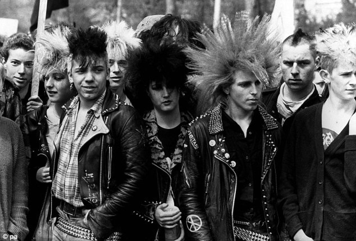 estilo punk