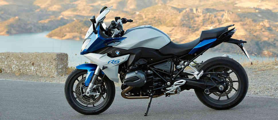 motocicleta de carretera