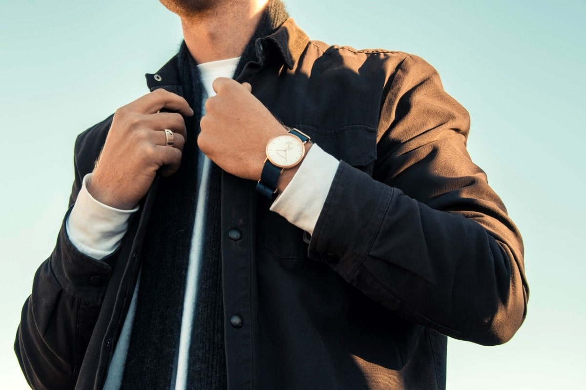 relojes para hombres modernos