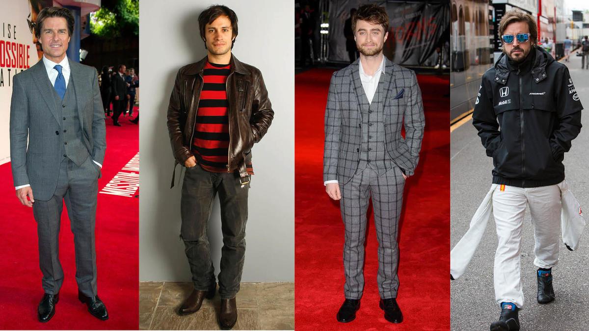 tipos de estilos de vestir para hombres