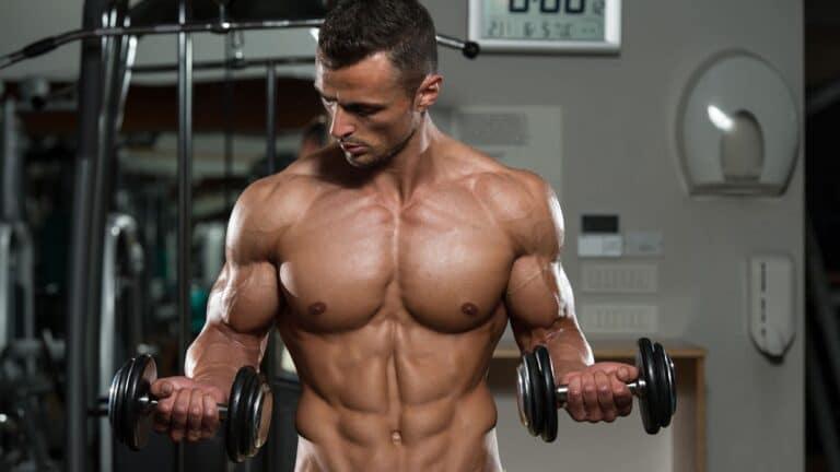 biceps en casa