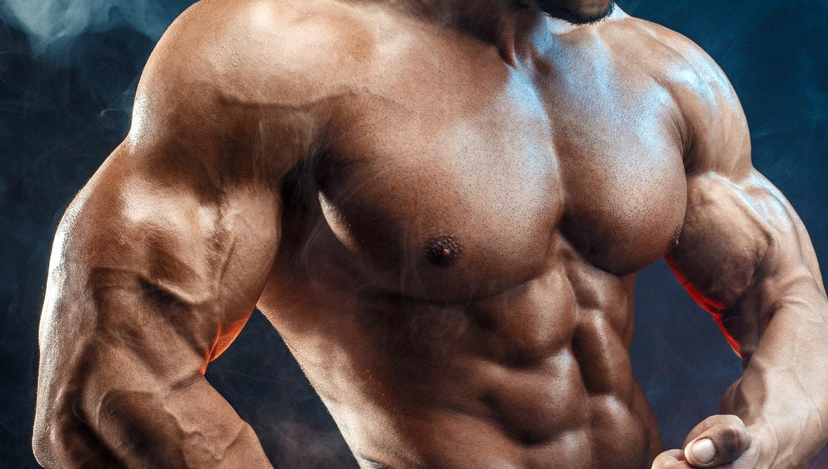 biceps en casa fuertes