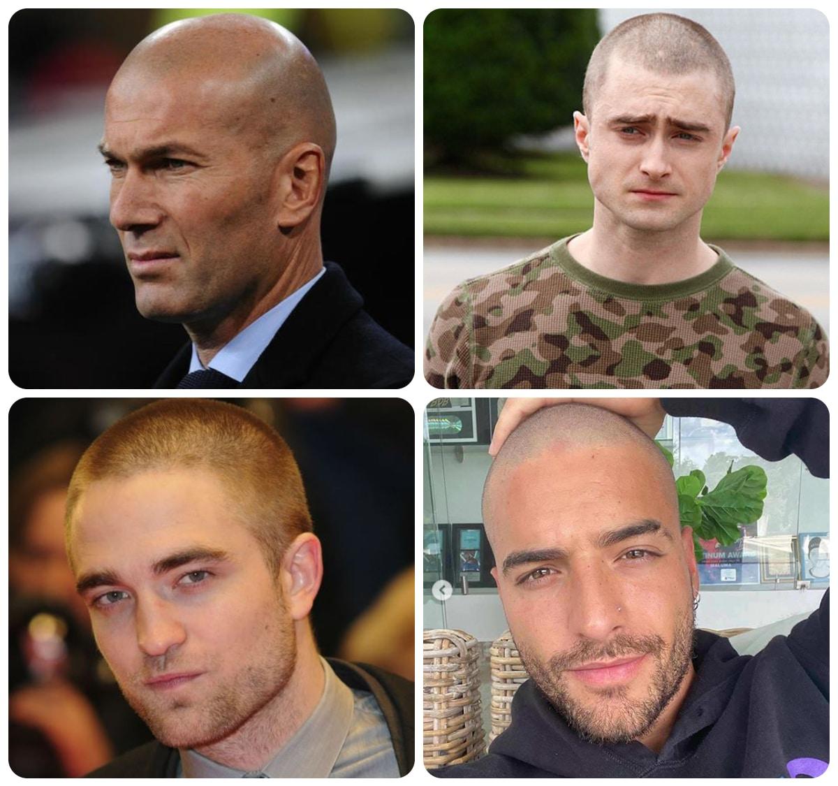 Rapados de pelo para hombres