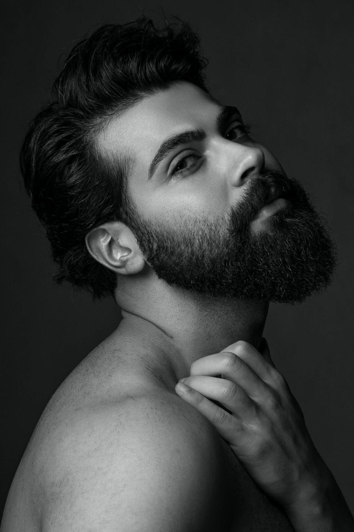 conseguir una barba poblada