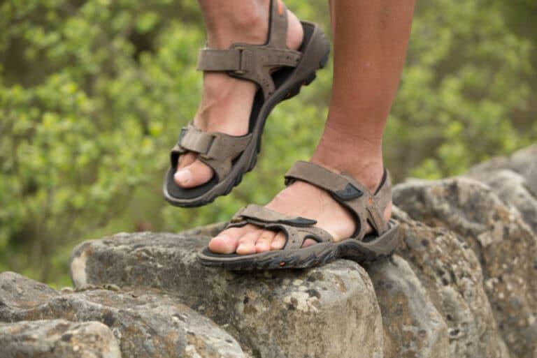 Modelos de sandalias trekking para hombre