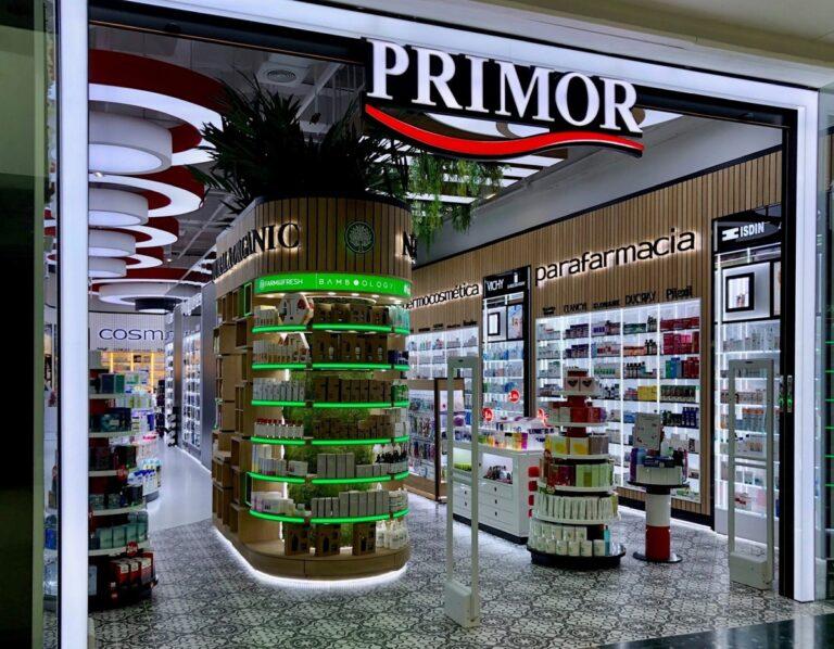 parafarmacia Primor