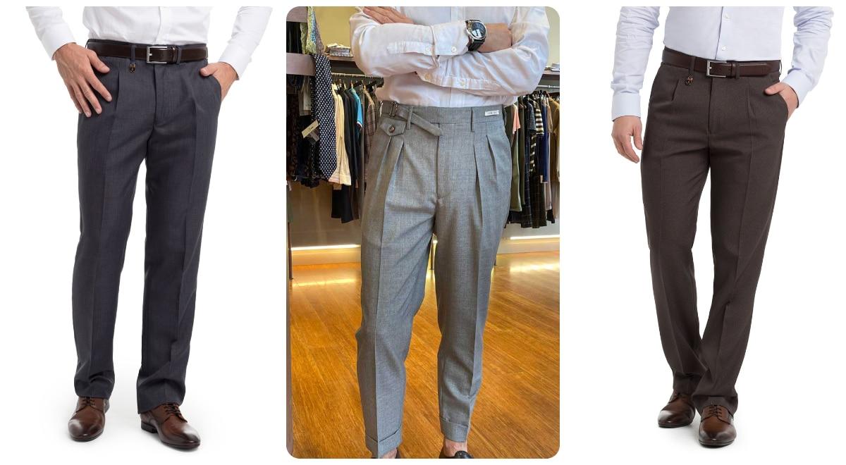 Cómo combinar un pantalón para una boda