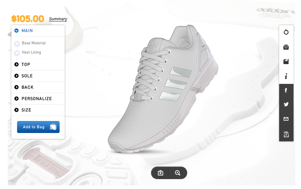 Personaliza Adidas
