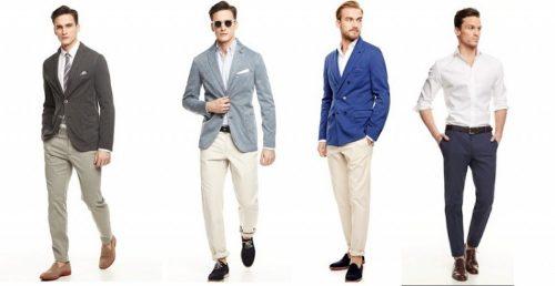 Cómo parecer más alto simplemente cambiando nuestra forma de vestir