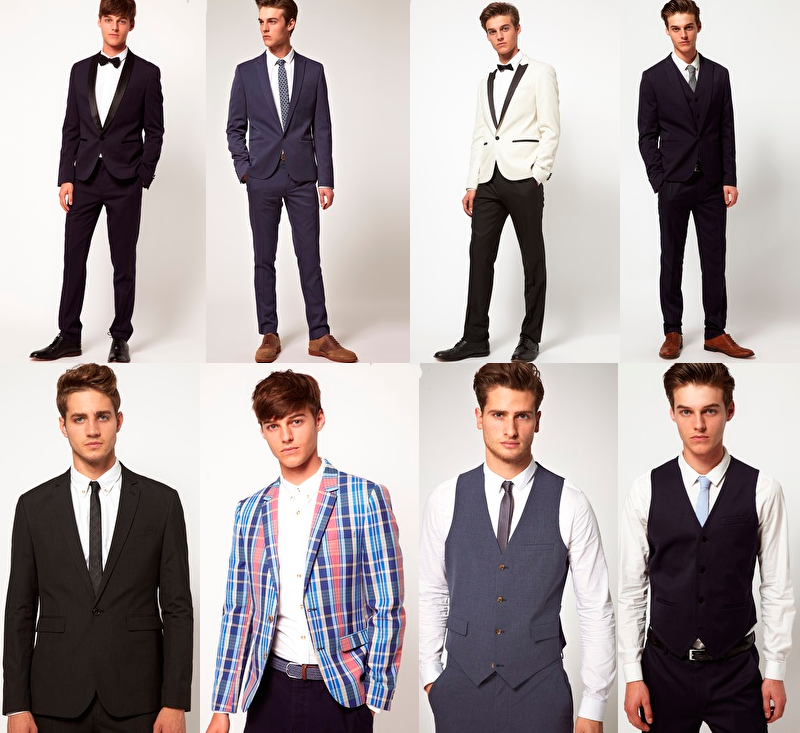 5 Tips to match your suit, shirt and tie