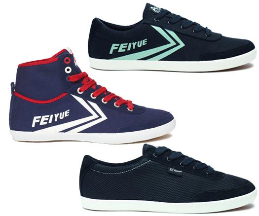 f1 Feiyue, primavera verano 2012