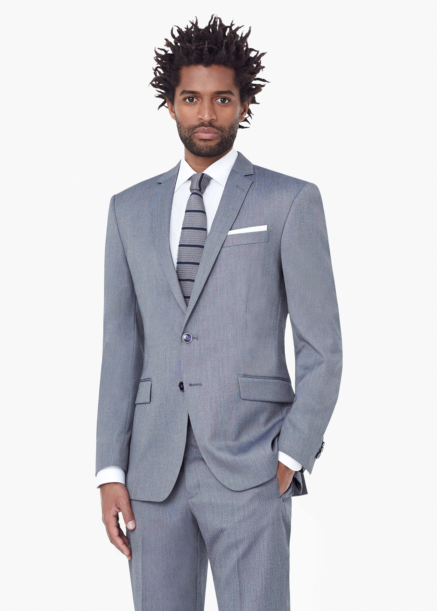 Imagen de combinaciones con camisa gris los trajes son - Combinaciones con gris ...