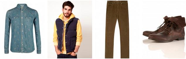 Basicos De Armario Este Invierno Pantalones De Pana Hombres Con Estilo