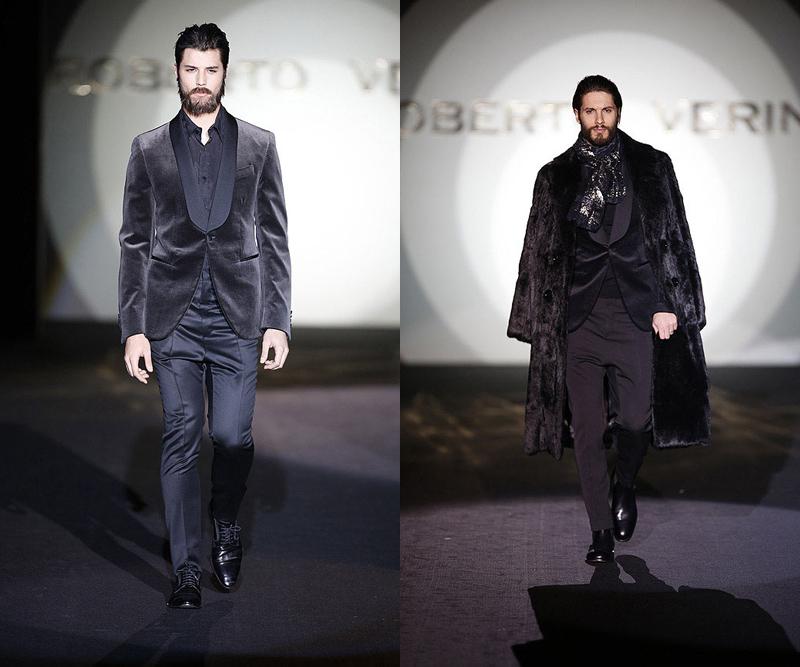 verino5 Mercedes Benz Fashion Week Madrid: Roberto Verino otoño invierno 2013 2014, elegancia sobre la pasarela