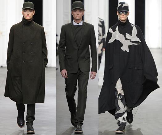 z3 Paris Fashion Week, otoño invierno 2012 2013 (III)