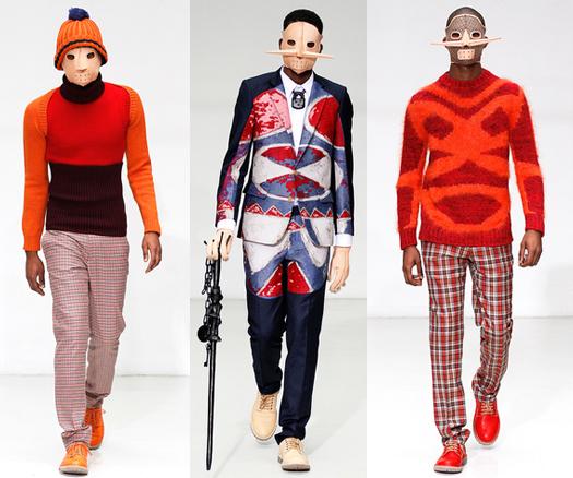 z4 Paris Fashion Week, otoño invierno 2012 2013 (III)