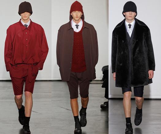 z5 Paris Fashion Week, otoño invierno 2012 2013 (III)
